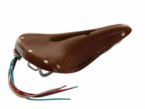 Brooks saddle B17 Imperial Honey