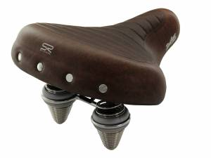 Selle Royal saddle 5111 Drifter plus gel brown