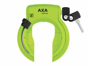 AXA Bike frame lock Defender green