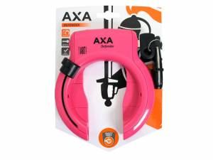 AXA Bike frame lock Defender pink