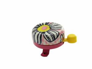 Widek bicycle bell Flower collection, rose flower design