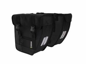 Basil double bike bag Tour XL black