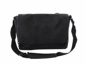 Basil shoulder bike bag Urban Fold black
