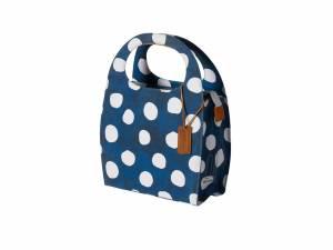 Basil shopper bike bag Mirte LTD blue/white