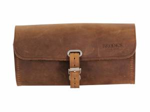 Brooks Saddlebag Challenge L Antique brown