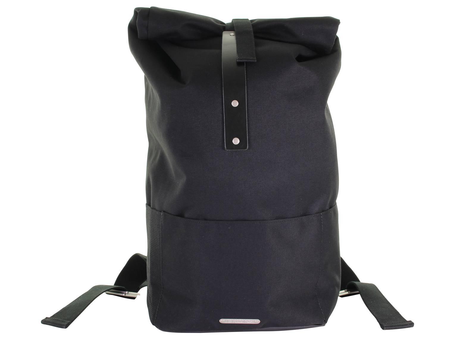 bfb69aa9d5 Brooks backpack Hackney black   Bicyclecomfort