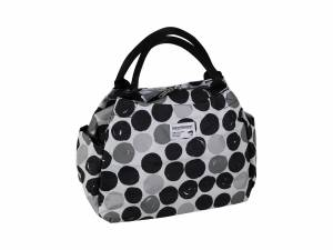 New Looxs bike bag Tosca Midi Dots black