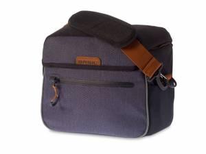 Basil handlebar bag Miles (BasEasy+Klickfix) black