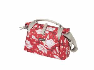 Basil handlebar bag Magnolia (BasEasy+Klickfix) poppy red