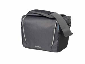 Basil handlebar bag Sport Design (BasEasy+Klickfix) graphite