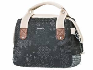 Basil handlebar bag Boheme (BasEasy+Klickfix) charcoal