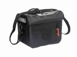 New Looxs handlebar bag Varo + adapterplate, black