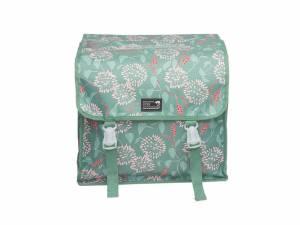 New Looxs Fiori Zarah double bag green