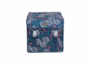 New Looxs Fiori Midi Zarah double bag blue