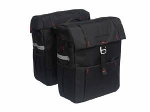 New Looxs double bike bag Vigo Racktime black