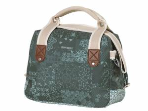 Basil handlebar bag Boheme (BasEasy+Klickfix) forest green