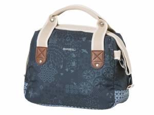 Basil handlebar bag Boheme (BasEasy+Klickfix) indigo blue