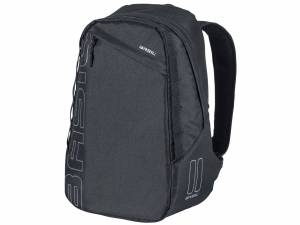 Basil backpack bike bag Flex, black