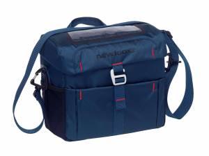 New Looxs Handlebarbag Vigo blue Klickfix