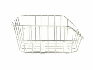 Basil rear basket Cento Alu