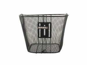 Basil front basket Bremen black