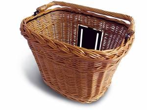 Basil front basket Basimply Wicker