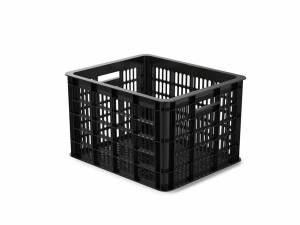 Basil bicycle crate black M