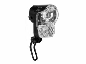 Axa Bike headlight Pico 30 LED E-bike 6-42 Volt on/off