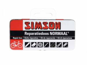 Simson Bicycle Tire Repair Kit Normal