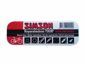 Simson Bicycle Tire Repair Kit Tour