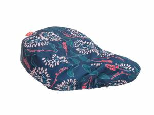 New Looxs Saddle cover Zarah blue