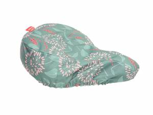 New Looxs Saddle cover Zarah green