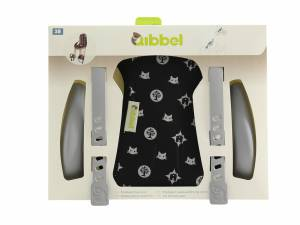 Qibbel luxury styling set front seat Family Black