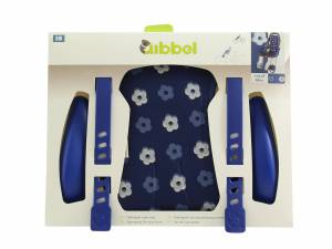 Qibbel luxury styling set front seat Royal Blue