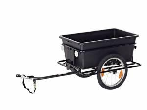 Roland bicycle trailer BigBoy with low towarm