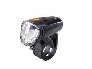 AXA Bike headlight  Greenline 15 Lux Usb rechargeable