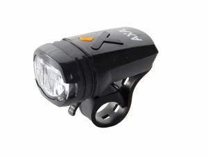 AXA Bike headlight Greenline 50 Lux Usb rechargeable