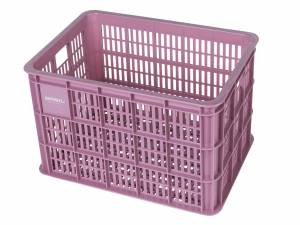 Basil bicycle crate L faded blossom