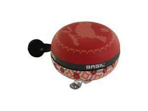 Basil Ding Dong bell Boheme red