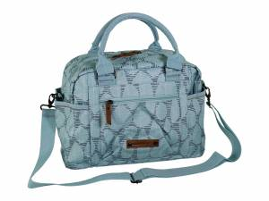 New Looxs Shoulder bag Bari Folla green grey