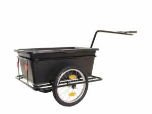 Roland bicycle trailer BigBoy with high towarm