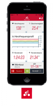 Sigma offers free sport app; Move - Bicycle comfort for you!